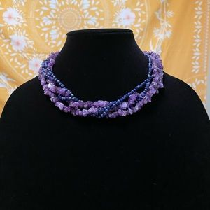 925 Amethyst Necklace 💜